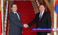 Deputy Foreign Minster Dang Minh Khoi visits Mongolia