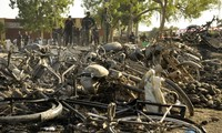 At least 120 dead in Nigeria suicide bombing