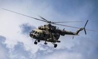 Helicopter crash in Russia, mine collapse in Turkey