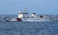 Japan accuses 3 Chinese vessels of intruding into Japanese waters