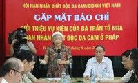 Lawyers determined to seek justice for Vietnam's AO victims
