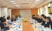 Vietnam, India discuss trade investment cooperative promotion