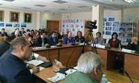 East Sea workshop held in Russia