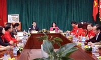 State President Truong Tan Sang hails Vietnam Red Cross Society's activities
