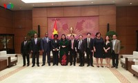 Mozambique, Vietnam increase legislative ties