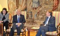 Vietnam boosts ties with Belgian, European parliaments