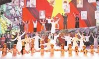 Arts exchange program honors revolutionary contributors