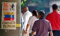 Venezuela: voters cast ballots for Constituent Assembly