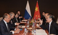 China, Russia to maintain close communications on Korean Peninsula issue