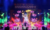 Buddha's birthday marked in Ho Chi Minh City