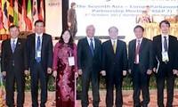Hội nghị Đối tác Nghị viện Á-Âu lần thứ 7 thành công tốt đẹp