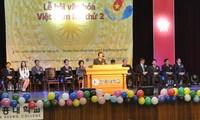 Đậm đà bản sắc dân tộc Lễ hội Văn hóa Việt Nam tại Hàn Quốc