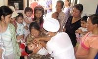 """Dự án """"Cải thiện dinh dưỡng trẻ em và đảm bảo an ninh lương thực cho những người nghèo nhất"""""""