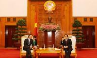 Việt Nam tăng cường hợp tác về môi trường với Vương Quốc Anh