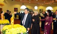 Cộng đồng người Việt Nam tại Séc tổ chức Đại lễ Phật đản