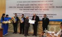 Thành phố Hồ Chí Minh mở rộng các chính sách thu hút đầu tư