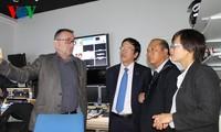 Đài Tiếng nói Việt Nam thúc đẩy hợp tác với Kênh truyền hình Quốc hội Pháp