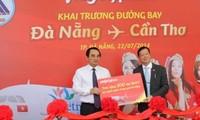 VietJet Air mở đường bay nội địa mới Đà Nẵng - Cần Thơ