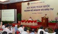 Hội nghị toàn quốc ngành kế hoạch và đầu tư