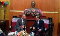 Việt Nam tạo thuận lợi cho các doanh nghiệp Thụy Sỹ sang đầu tư, kinh doanh