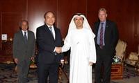 Các doanh nghiệp Việt Nam và UEA đóng vai trò quan trọng trong quan hệ Việt Nam - UEA