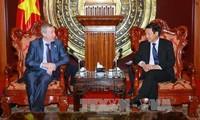 """Đoàn đại biểu Đảng """"Nước Nga Thống nhất"""" thăm Việt Nam"""
