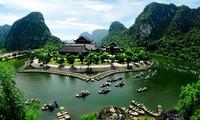 Quần thể danh thắng Tràng An, Ninh Bình đón bằng di sản của UNESSCO vào ngày 23/01