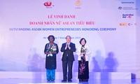 Vinh danh doanh nhân nữ ASEAN tiêu biểu