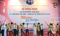 Cuộc thi Olimpic các môn khoa học Mác – Lê nin và tư tưởng Hồ Chí Minh