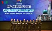 Kết thúc hội nghị cấp cao ASEAN 26