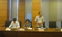 Quốc hội cho ý kiến về Dự án Bộ Luật tố tụng hình sự (sửa đổi)