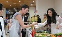 Hội chợ ẩm thực ASEAN 2015 đa dạng các món ăn truyền thống