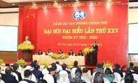 Thủ tướng Nguyễn Tấn Dũng dự đại hội Đảng bộ Văn phòng Chính phủ, nhiệm kỳ 2015 - 2020
