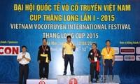 Đại hội quốc tế Võ cổ truyền Việt Nam lần thứ I thành công tốt đẹp