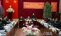 Sơ kết 5 năm thực hiện qui chế phối hợp công tác giữa Ban Chỉ đạo Tây Bắc với Ủy ban Dân tộc