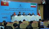 Việt Nam mong muốn phát triển hơn nữa quan hệ hợp tác nhiều mặt với Iran