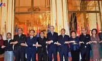 Gặp mặt chào mừng sự ra đời của Cộng đồng ASEAN (AEC)