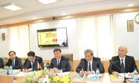 Việt Nam - Ấn Độ thảo luận việc thúc đẩy hợp tác thương mại đầu tư