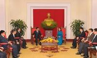 Thanh niên Việt Nam và Lào tăng cường trao đổi, giao lưu và hợp tác