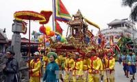 Độc đáo lễ hội Phủ Dầy gắn với tín ngưỡng thờ Mẫu