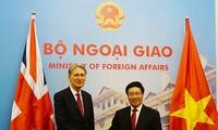 Việt Nam và Vương quốc Anh tăng cường quan hệ hợp tác