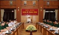 Quân ủy Trung ương thực hiện Nghị quyết Đại hội XII của Đảng Cộng sản Việt Nam