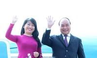 Thủ tướng Nguyễn Xuân Phúc tới Thủ đô Ulan Bator, bắt đầu thăm chính thức Mông Cổ