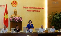 Bế mạc phiên họp thứ 50 của Ủy ban Thường vụ Quốc hội