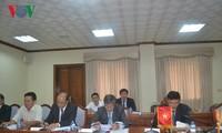 Việt Nam - Lào thúc đẩy hợp tác công tác đại biểu Quốc hội