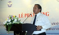 """Phát động cuộc thi viết """"Thanh niên, sinh viên Việt Nam ở nước ngoài với bảo vệ chủ quyền biển đảo"""""""