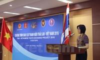 Khai mạc chương trình giao lưu thanh niên Việt Nam–Thái Lan lần 8