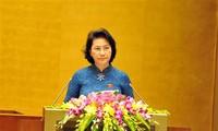 Khai mạc kỳ họp thứ nhất, quốc hội khóa 14