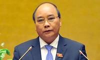 Ông Nguyễn Xuân Phúc được bầu là Thủ tướng Chính phủ nhiệm kỳ 2016-2021