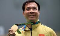 Hoàng Xuân Vinh lọt top 10 vận động viên thành tích cao Olympic 2016
